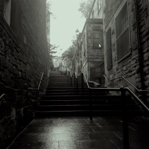 The Vennel Steps